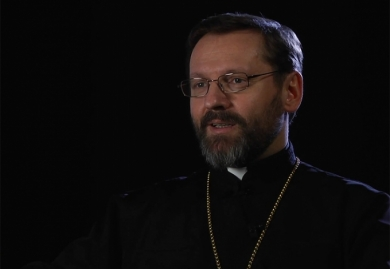 "The Head of the UGCC: ""Metropolitan Andrey predicted European Future for Ukraine"""