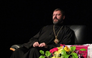 His Beatitude Sviatoslav in Brazil met with the Governor of the  Brazilian state of Paraná