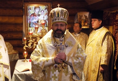 "The Head of the Church: ""Conciliarism is the strength of Ukrainian people"""