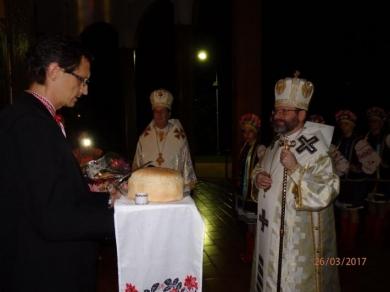 Завершився пастирський візит Глави УГКЦ до Аргентини та Республіки Парагвай