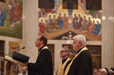 The Head of the UGCC presided over the rite of the Episcopal Nomination in Parma (USA)