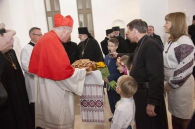 Глава УГКЦ під час молитовних чувань за мир в Україні: «Папа - на боці України та її народу»