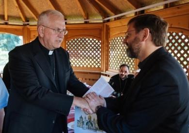 Блаженніший Святослав подякував американським католикам за підтримку