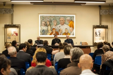 Head of the Ukrainian Greek Catholic Church during press conference in Rome calls on Christians to help end conflict