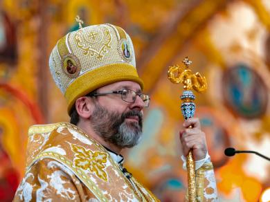 Блаженнейший Святослав: «Наши верующие ожидают оживления Церкви»