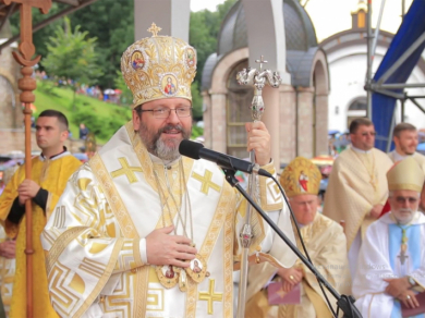 Until Ukraine has the Ukrainian Greek Catholic Church, the mystical body of the risen Christ, it will not die