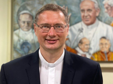 The New Apostolic Nuncio to Ukraine announced the instructions he received from Pope Francis