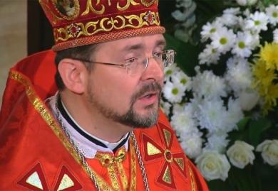 «Молімося за наших лікарів!» — владика Богдан Дзюрах