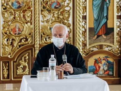 Фото: Івано-Франківська архиєпархія УГКЦ
