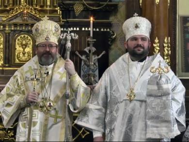 «Сегодня владыка Пётр вошёл в общение со всеми наследниками апостолов во Вселенской Церкви», – Глава УГКЦ в Сокале