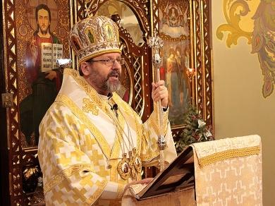 Глава УГКЦ благословил основание двух Марийских паломнических мест в Донецком экзархате
