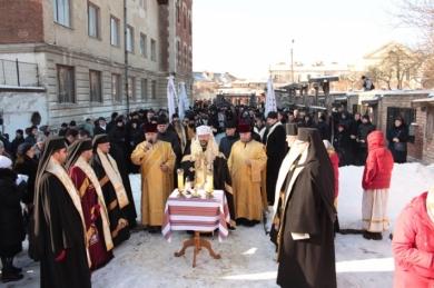 Head of the UGCC urged the faithful  to pray for Ukraine