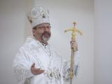 Глава УГКЦ проповідує на Пасху, 2 травня 2021 року